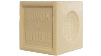 Savon de Marseille cube beige