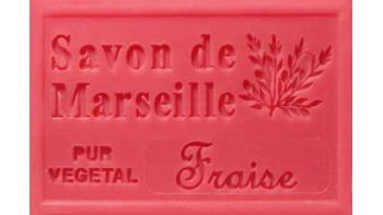 Savon de Marseille à la Fraise