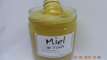 Miel de forêt 8,50 €