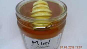 Miel d'acacia 9,80 €