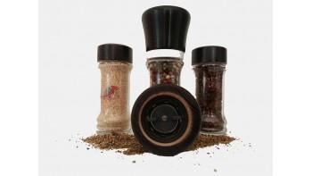 Moulin à poivre et à sel tête en céramique 28,60 €